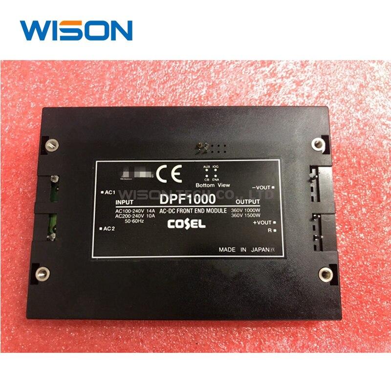 100% nouveau et original DPF1000 PFC: 100/240VAC-360VDC 1000W