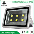 300W 400W Waterproof Led Outdoor Flood Light Reflector holofote Led Spotlight Lamp AC85-265V Christmas Led Outside Lighting