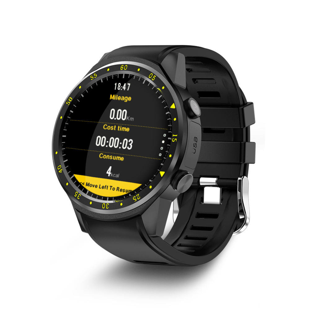 Touchscreen GPS Smart Watch Men Digital Smart Sportwatch Camera Calling Speed Calorie Running Hiking Climbing Sports Watches