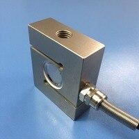 Düşük fiyat 1000kg S tipi yük hücresi kuvveti ölçüm sensörü ağırlık sensörü DYLY-104