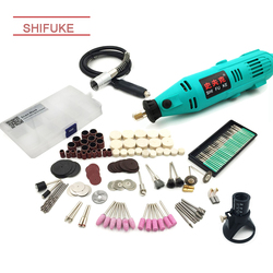 190pcs dremel style electric rotary tool variable speed mini drill grinder diy electric hand drill machine.jpg 250x250