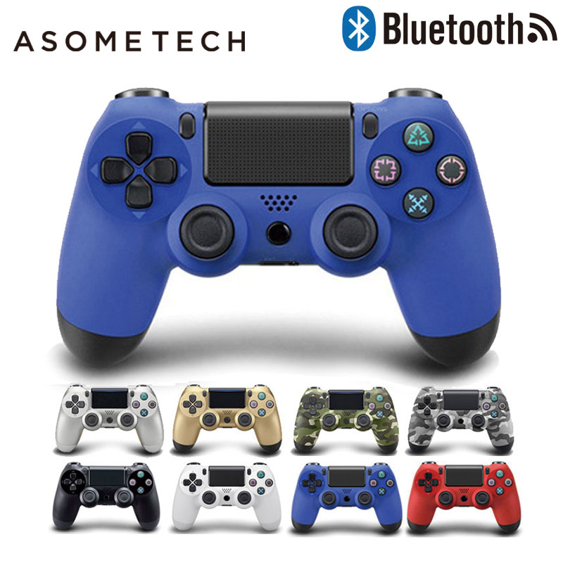 Bluetooth Wireless Gamepad Controller For Sony PS4 Game Controller Vibration Joystick Gamepads For PlayStation 4 PS4