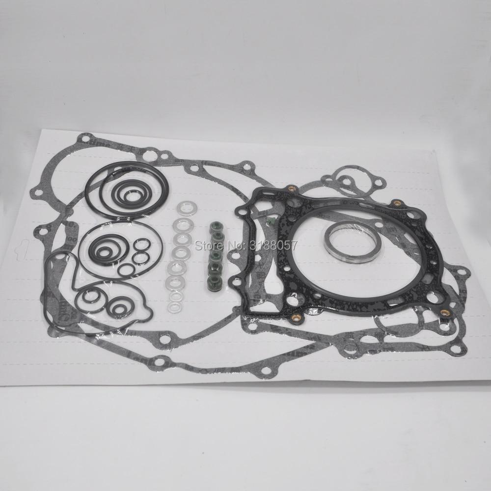 Yamaha YFZ450 cylinder head valve cover /& rubber gasket YFZ 450 2004-2009