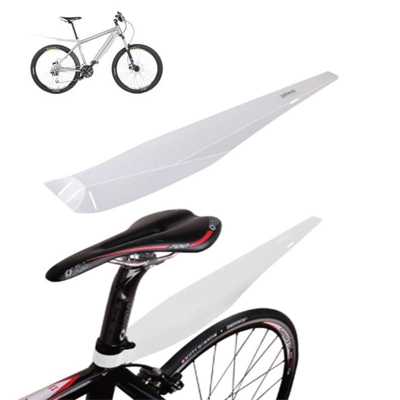 White WOHO Bike Bicycle Easily Stored  Flying Fender L size