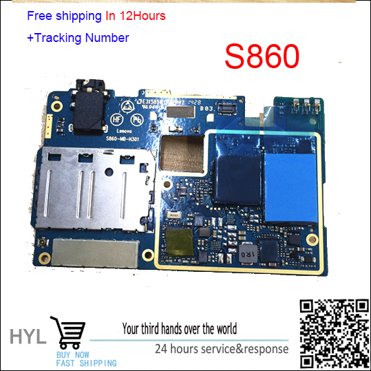 Original 100 New International version For lenovo S860 motherboard mainboard mother board with tracking number free