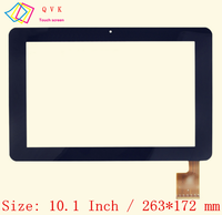 Black 10 1 Inch For Sanei N10 Ampe A10 Tablet Pc Capacitive Touch Screen Glass Digitizer
