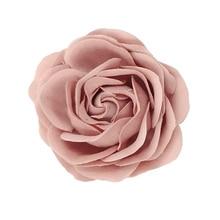 20pcs/lot 6*5cm 4Colors Simulated Mesh Flower DIY Handmade Ornament For Home Wedding Decoration Accessories MOMLOVEDIY