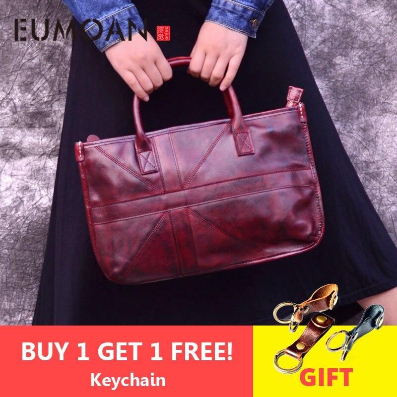 45c51f93f8ef EUMOAN женские сумки натуральная кожа сумка женская сумка-мессенджер сумки  женские маленькие панелями плечо сумка