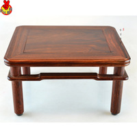 Sitting at the end of Laos rosewood rosewood stone jade antique mahogany furniture ornaments Dalbergia sit sit