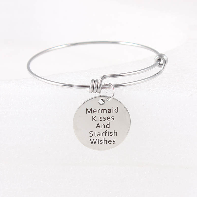 Stainless Steel Inspirational Letters Good Friends are Like Stars ...