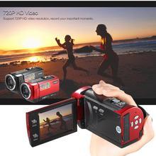 Full HD 720P 16MP Automatic Digital Camera Recorder DV Video Camcorder Camera DV DVR 2.7″TFT LCD Screen 16x ZOOM Camera