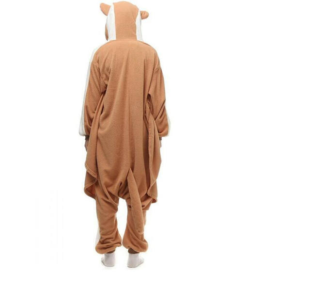 Women's Cartoon Dog Hooded Costume