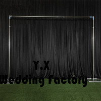 Cheap Price Wedding Backdrop Stand \ Pipe Stend For Backdrop Curtain