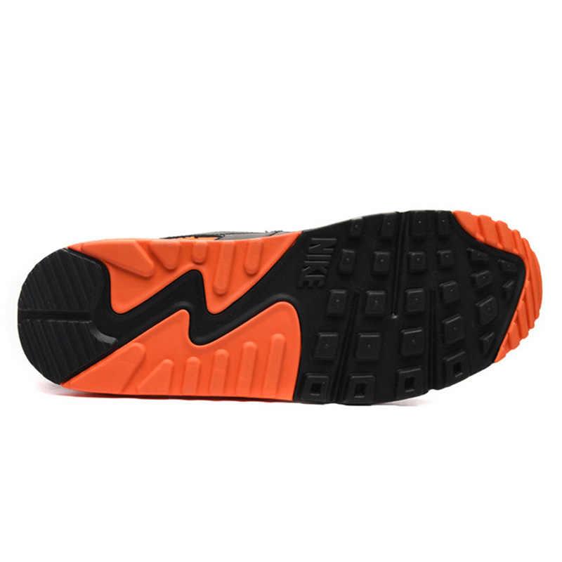 الأصلي أصيلة نايك الجوية ماكس 90 الرجال احذية الجري الرياضة في الهواء الطلق رياضية صدمة امتصاص خفيفة الوزن 2019 جديد 537384