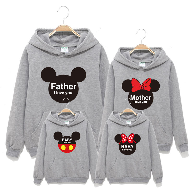 Spring-Autumn-Family-Matching-Clothes-Big-To-3Xl-Cotton-Hooded-Fleece-Mother-And-Daughter-Clothes-Family-Look-Sweater-Hoodies-4