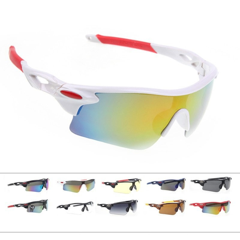Ropa Ciclismo 2018 Cycling Glasses Outdoor Sport Mountain Bike MTB Bicycle Glasses Motorcycle Sunglasses Eyewear Oculos Ciclismo