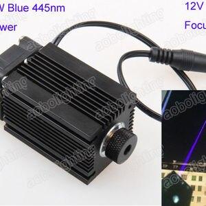 445nm 2500mW 2.5W Blue Laser M