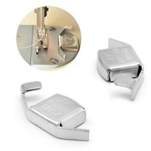 Швейная машина аксессуары для ног швейная машина Плоский автомобильный Магнитный манометр Diy швейная машина прижимной Инструмент для ног Аксессуары Горячая Распродажа