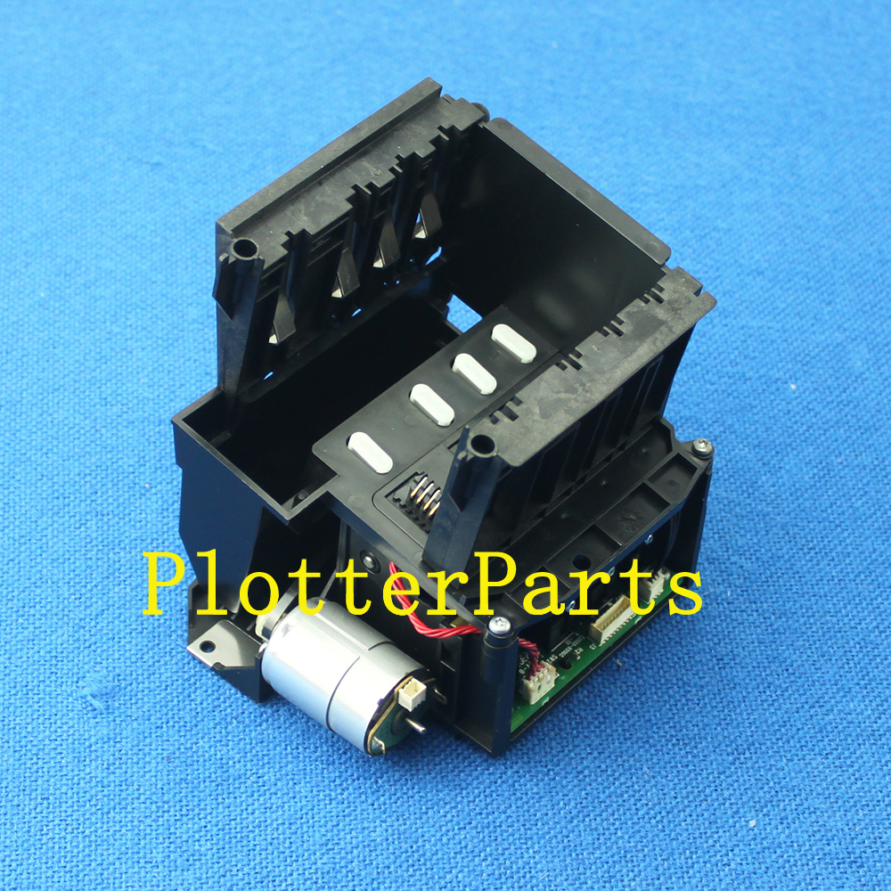 C7796-60209 C8109-67014 Ink supply station assembly for HP Business InkJet 2600 DesignJet 70 100 110 DeskJet 1600CM used carriage assembly for hp designjet 70 100 110 hp business inkjet 2600 c7796 60022 c7796 60077 plotter part used
