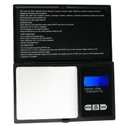 1000g * 0.1g LCD bijoux or diamant pondération électronique numérique balance de poche 1kg gramme poids g/ oz/ gn/ ct/ dwt/ ozt