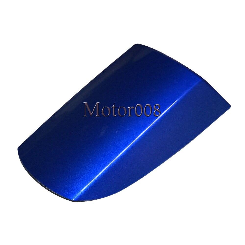 Blue Tail Rear Seat Cowl Cover Fairing For Suzuki 2001 2002 2003 GSXR 600 750 2001-2002 GSXR 1000