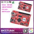 BX-5QS контроллер карты Onbon USB порт платы управления 256*512 пикселей для P6 P8 P10 P16 rgb LED дисплей открытый электронный экран