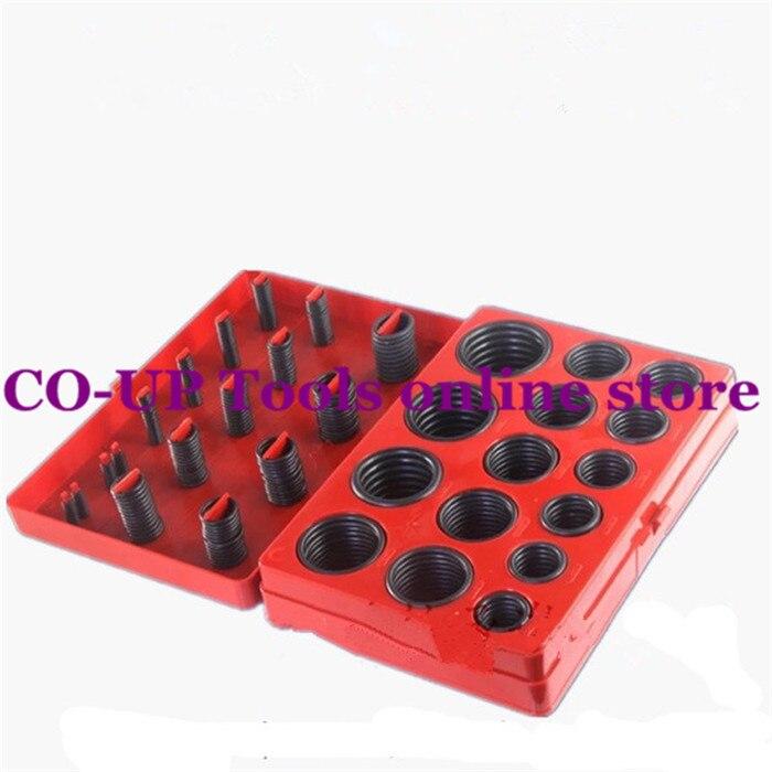 382 шт 30 размеров черный пластиковый держатель резиновое уплотнительное кольцо уплотнительные прокладки набор с чехлом
