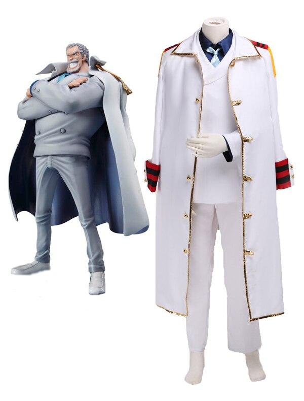 Free Shipping One piece Monkey.D.Kapu Uniform Anime Cosplay Costume