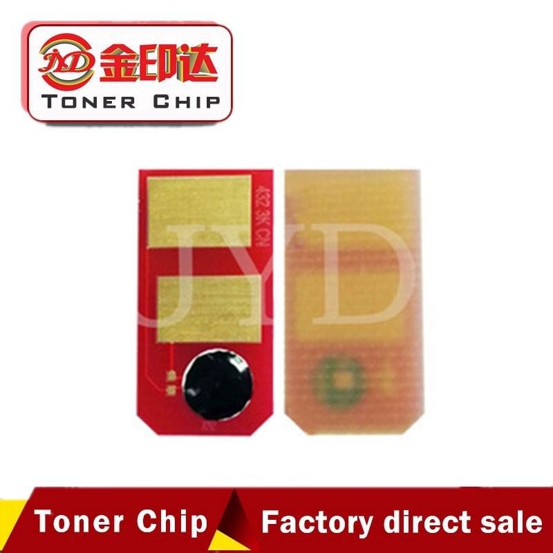 New compatible chip for MC363 C332 cartridge reset for OKI C332dn MC363dn toner chip 46508712 46508709 EUR 3.5K printer refill стоимость