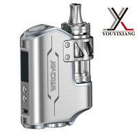 100 Original Witcher Electronic Cigarette ROFVAPE 75W BOX MOD Kit E Cigarette Vaporizer With Submerged Atomizer