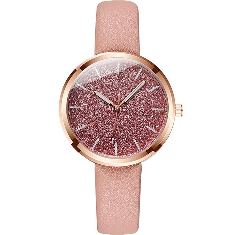 Brand New Women Watches Fashion Ladies Quartz Watch Leather Analog Female Wristwatches relogio feminino Clock reloj de mujer