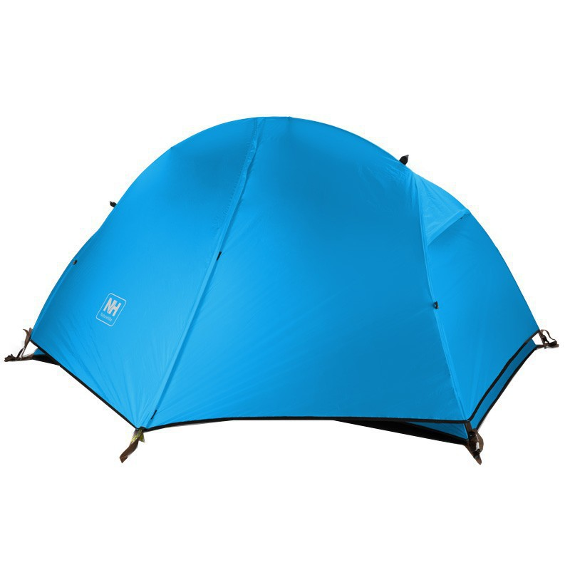 NH Naturehike Ultralight One Person Tent Camping Tent Waterproof Tent NH18A095-D1 in one person