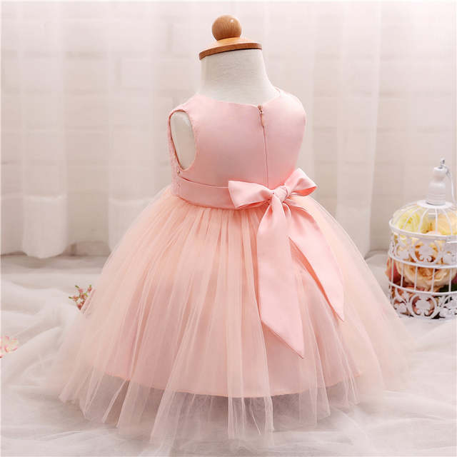 f2fd953f3a8a Online Shop Baby First Birthday Party Dress Toddler Girl 2 Year ...