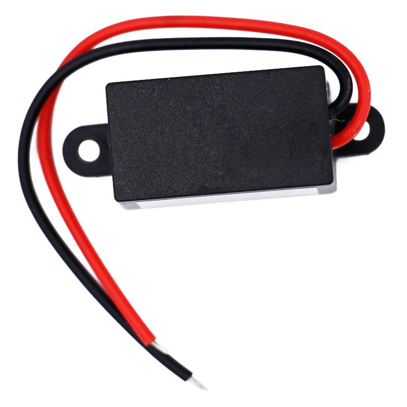 woltomierz wodoodporny, odporny na wstrząsy 3.5-30V Mini Cyfrowy - Przyrządy pomiarowe - Zdjęcie 4