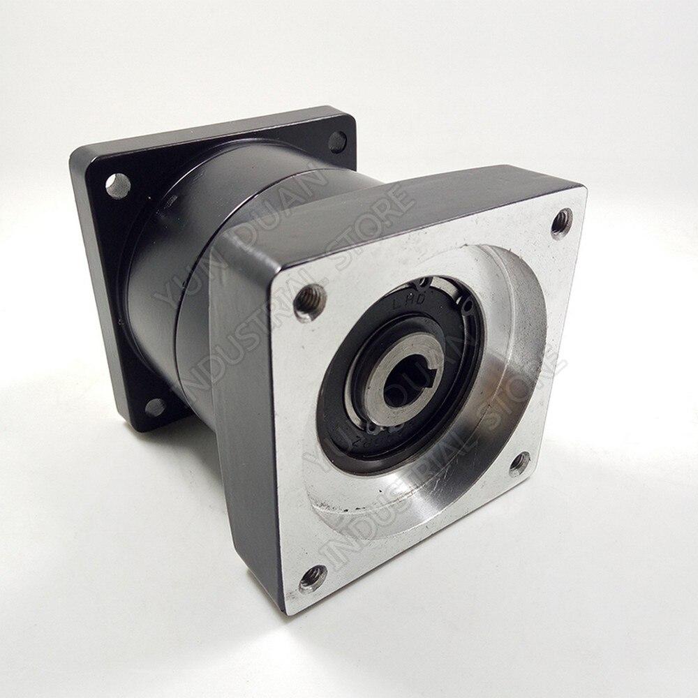 Rapport réducteur planétaire 3 4 5 6 8: 1 Nema34 86mm 3000 tr/min arbre réducteur de vitesse 14mm engrenage en acier au carbone pour moteur pas à pas - 4