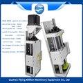 Guía deslizante lineal plataforma 1605 rodillo tornillo Mesa deslizante eléctrica módulo stepper motor KR60s 50-1000mm