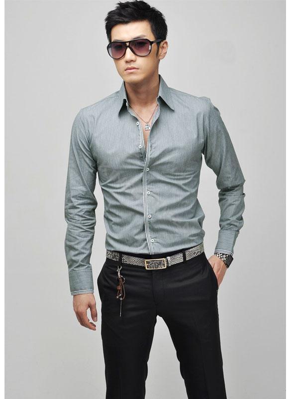 Aliexpress.com : Buy 2014 New Korean Casual Men&-39-s Fashion Stylish ...
