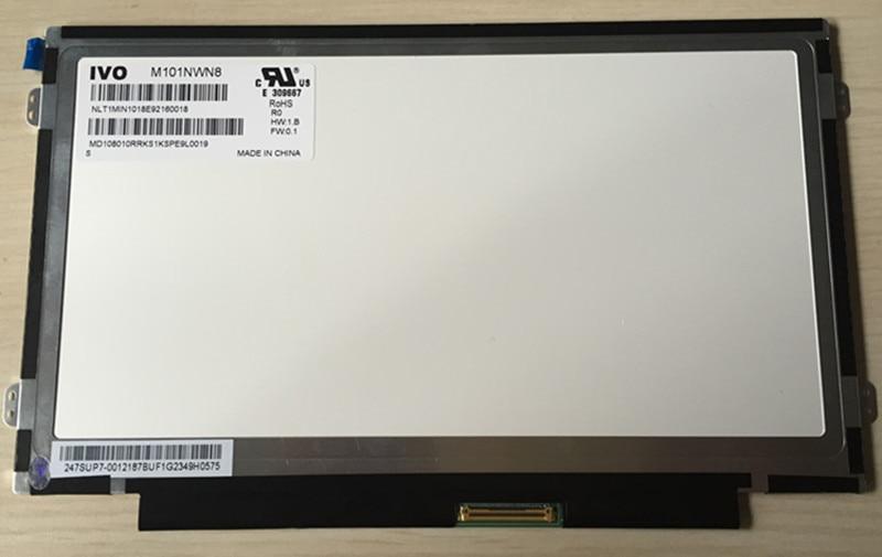 משלוח חינם M101NWN8 R0 מתאים N101BGE-L31 B101XTN01.1 - אביזרים למחשב נייד