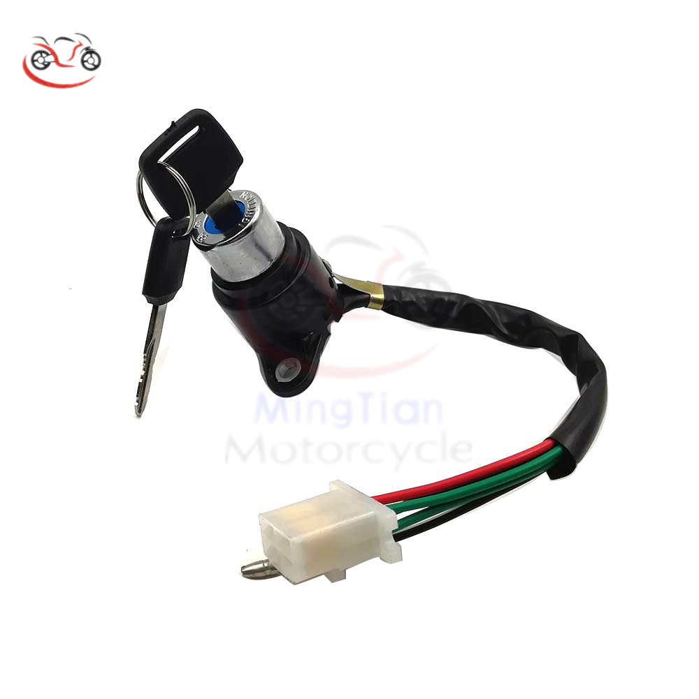 Ignition Switch With Keys Set For Honda CMX250 Rebel 1985-2015 CA125 1995-1999