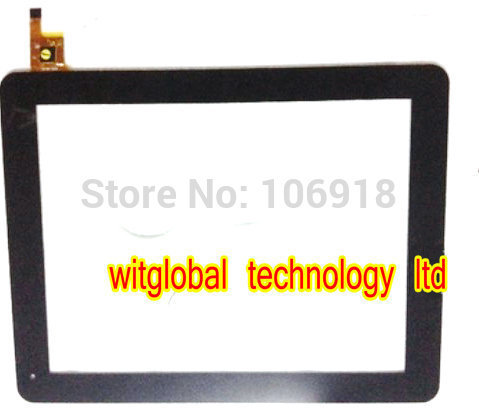 New Touch Screen Digitizer Replacement for 9.7 inch Explay CinemaTV 3G Tablet Touch Panel Sensor Glass Free Shipping чехол explay platinum для explay l2 3g cinematv 3g
