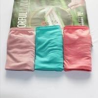 Tonlinker High Quality 3pcs Cotton Basic Maternity Clothes Underwear High Rise Waist Pregnancy Briefs Pregnant Women