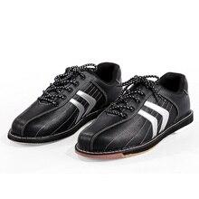 Skidproof sole боулинга дышащие спортивная # кроссовки профессиональный мужская обувь мужчины
