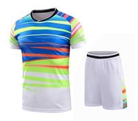 Free print New CHINA Badminton sets Men/Women , LIN D Badminton clothes , sports badminton suit uniforms 215AB