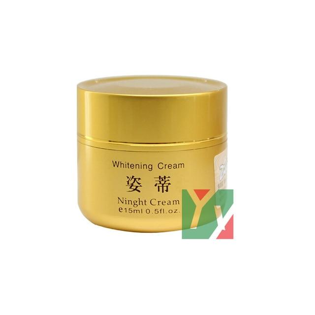 100% Original~first generation ZiDi night cream Whitening Remove Spot Cream 4pcs/lot