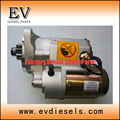 V2403 starter motor for Kubota V2403 engine harvester