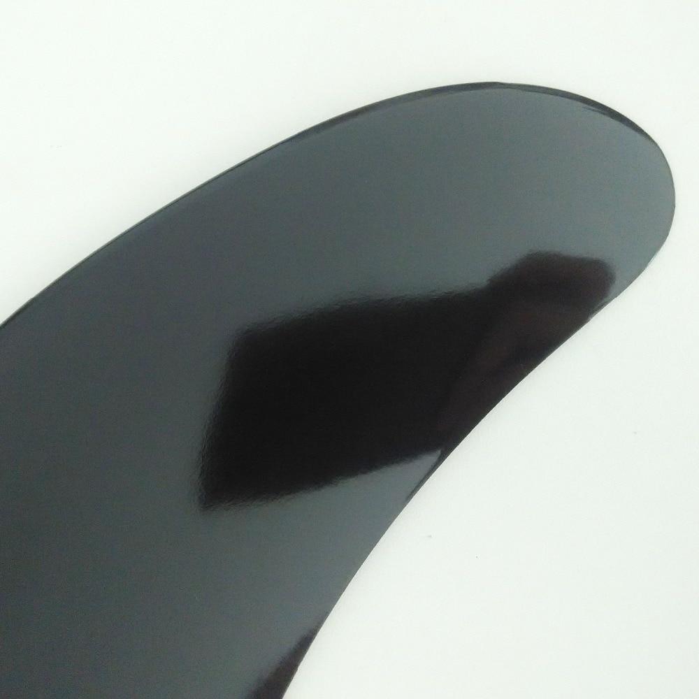 Surfboard Fins Қара Нейлоннан жасалған - Су спорт түрлері - фото 3