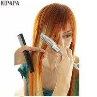 Ultrasonic Hot Vibrating Razor For Hair Cut Hair Beauty Salon Styling Avoid Split Ends L 538