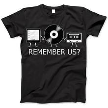 Remember Us? men's t-shirt