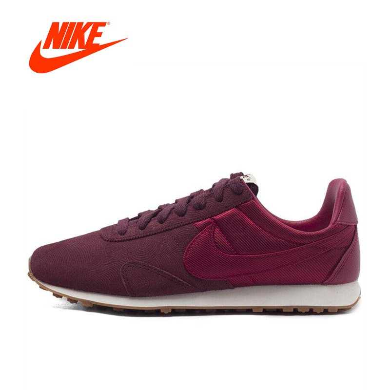 Original Official NIKE Women's light comfortable Comfortable Running Shoes Athletic Sneakers Sports New Arrival official new arrival original nike lunar tempo 2 men s light running shoes sneakers