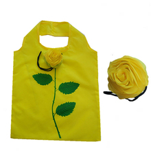 все цены на Rose Reusable Shopping Bags Foldable Eco Bag Tote Bag Large Capacity Portable Storage Eco-Friendly Storage Grocery Shop Bags онлайн